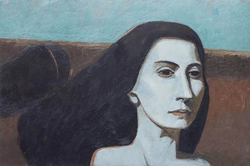 Картина Портрет девушки